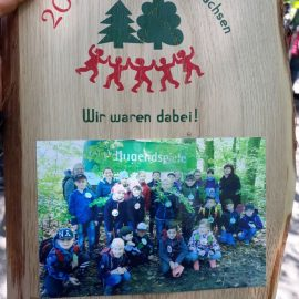 Waldjugendspiele in Radibor (Kl. 3)