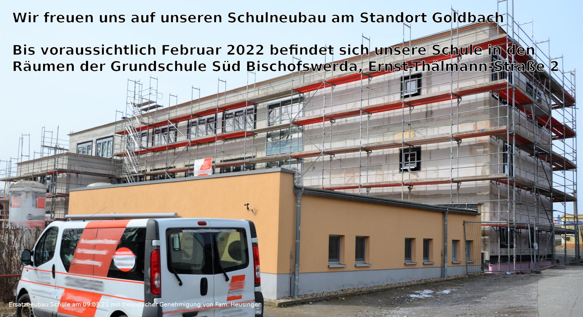 Grundschule Goldbach, Bischofswerda